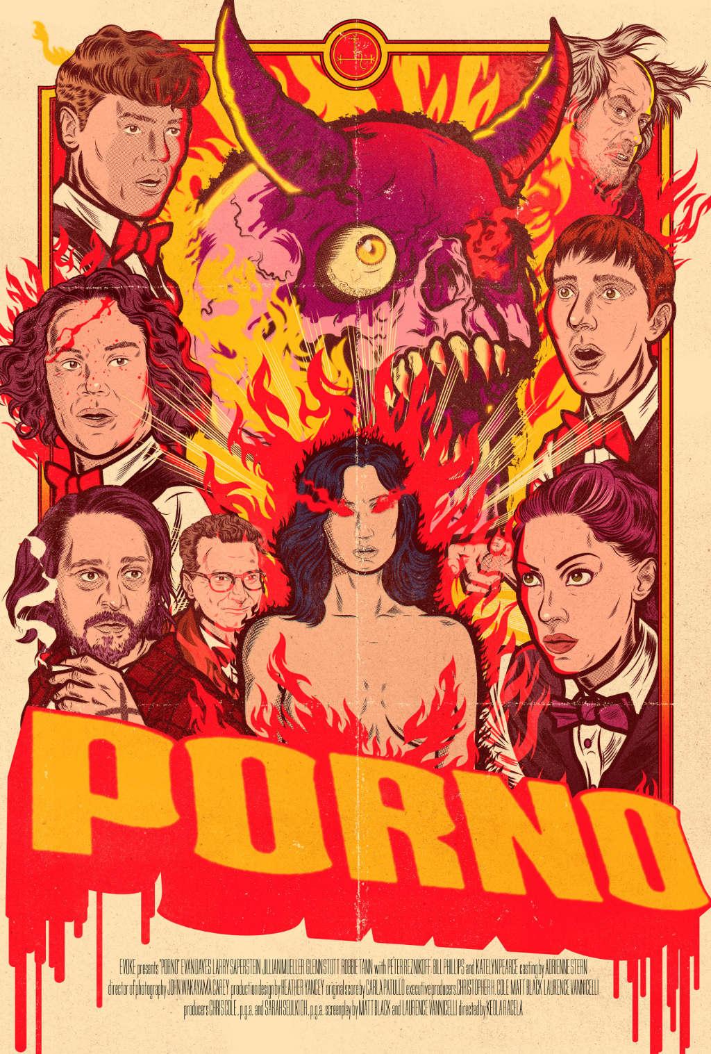 Porno cover
