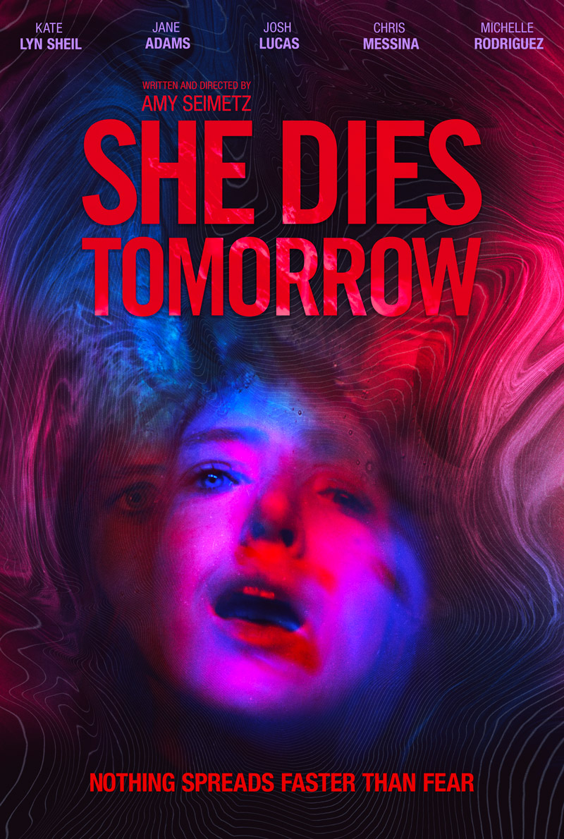 She Dies Tomorrow cover