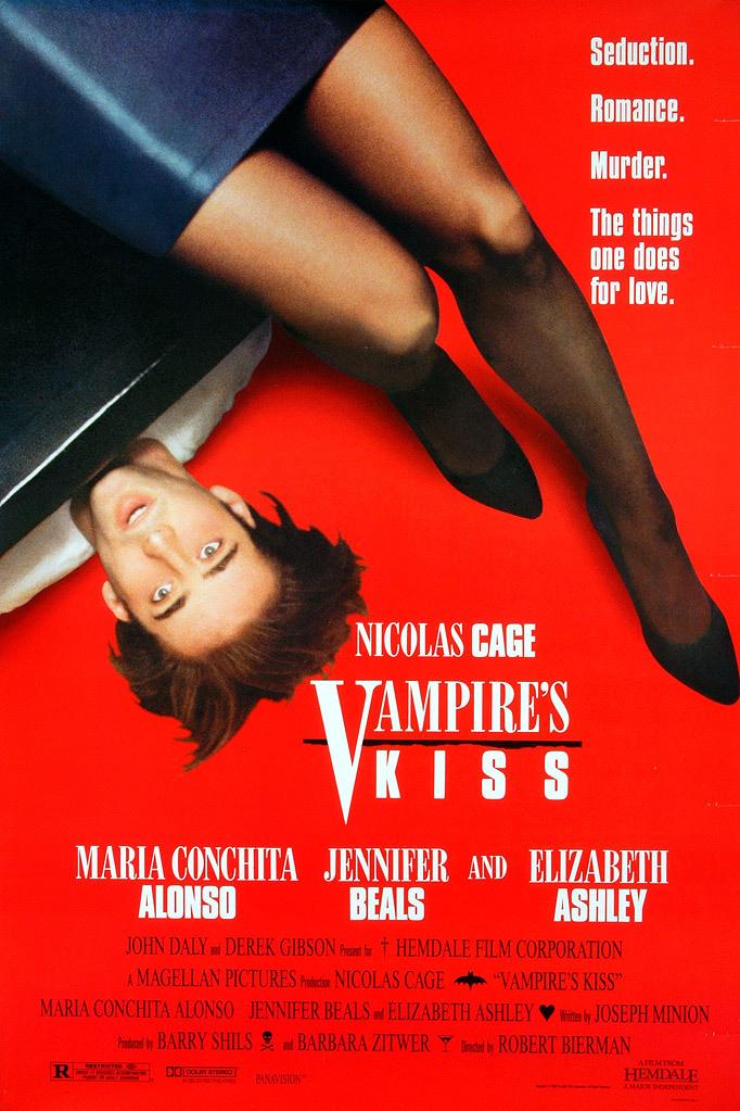 Vampire's Kiss cover