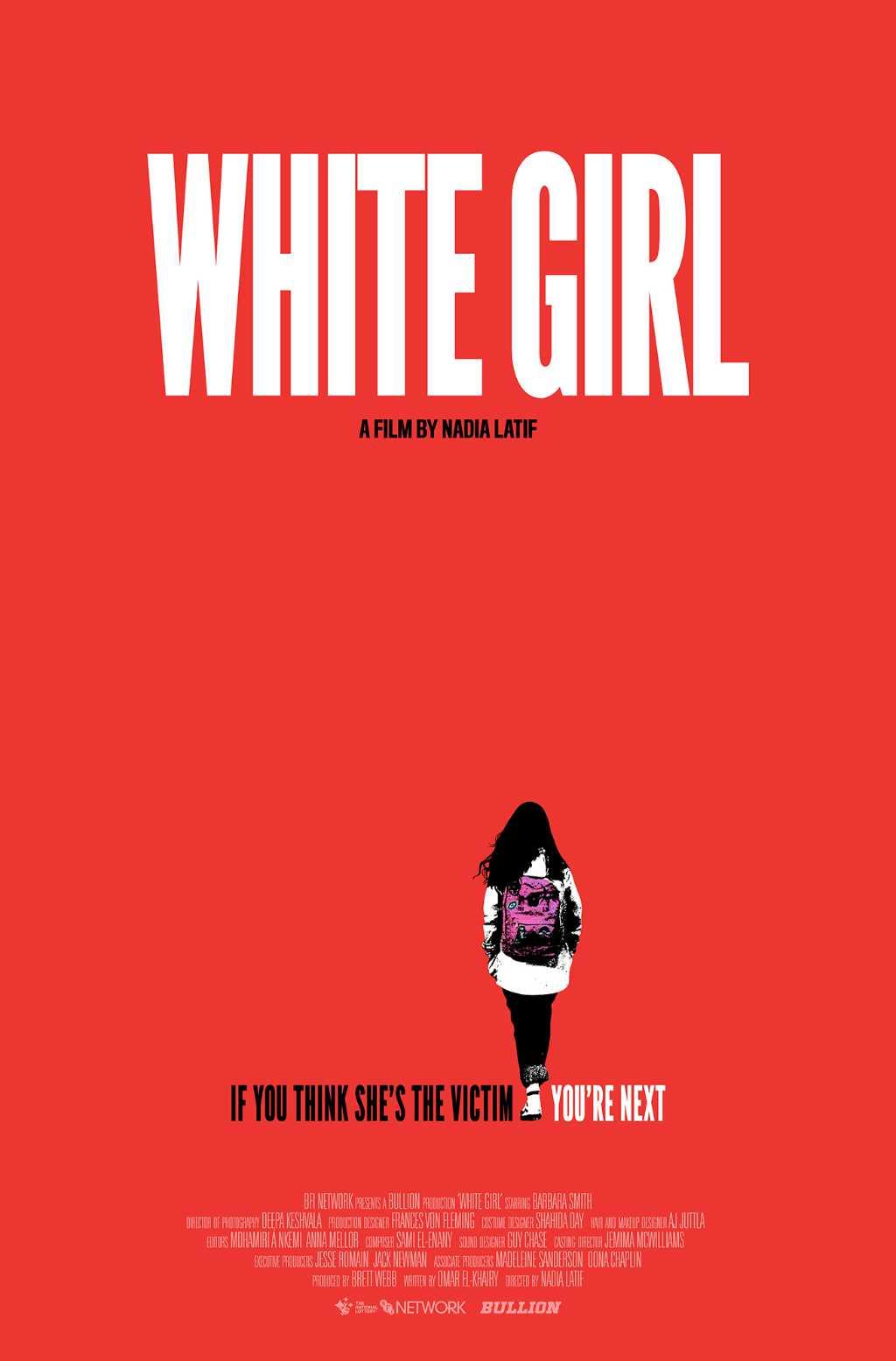 White Girl cover