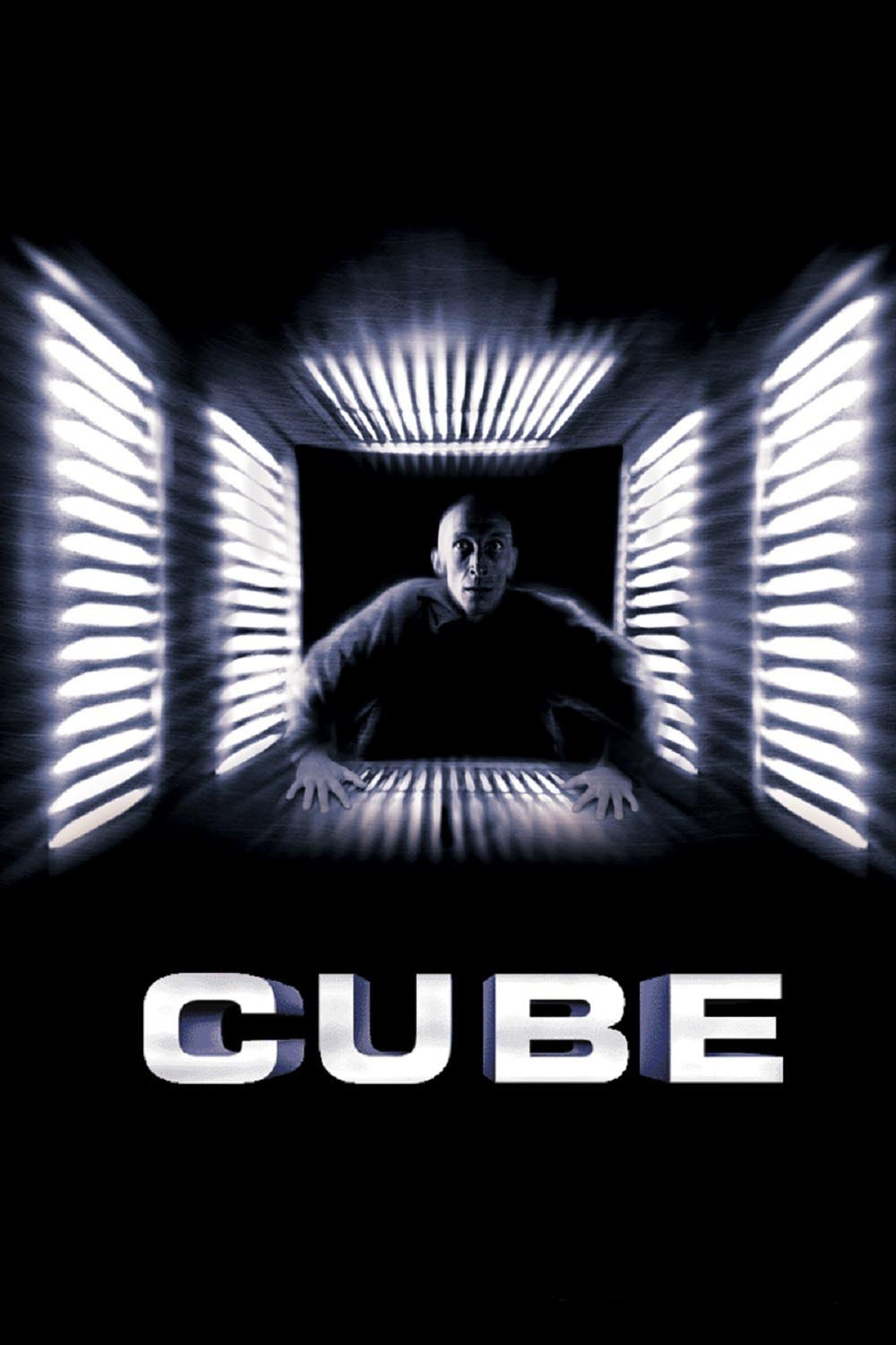 Cube trilogy cover