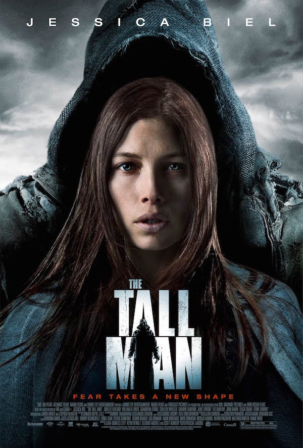 The Tall Man cover