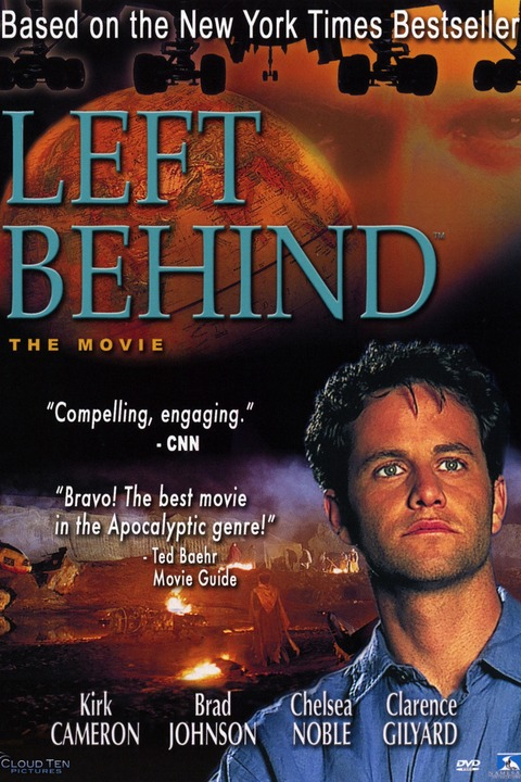 Left Behind (2000) cover