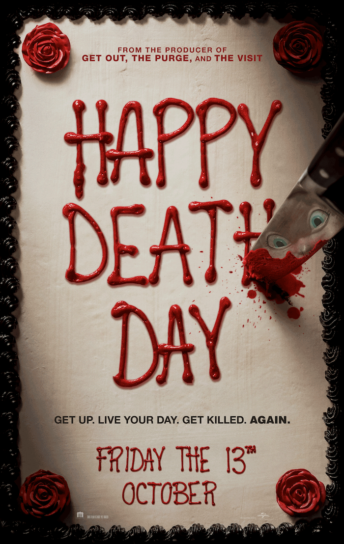 Happy Death Day cover