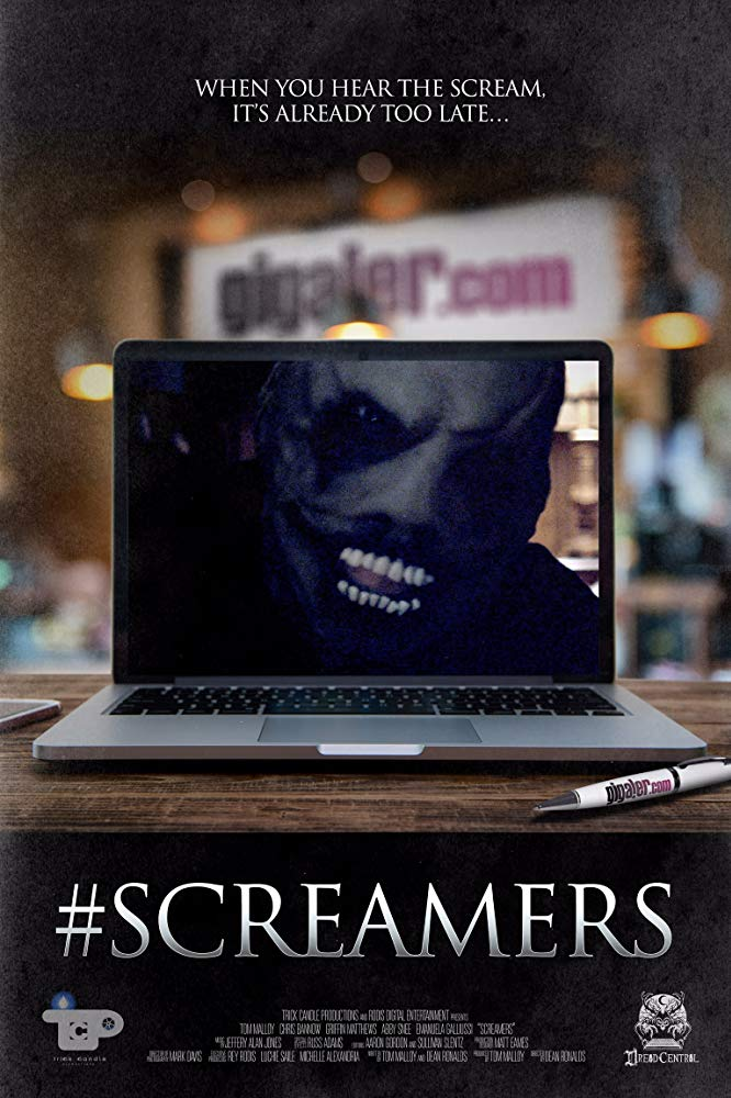 #Screamers cover