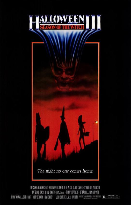 Halloween III: Season of the Witch cover