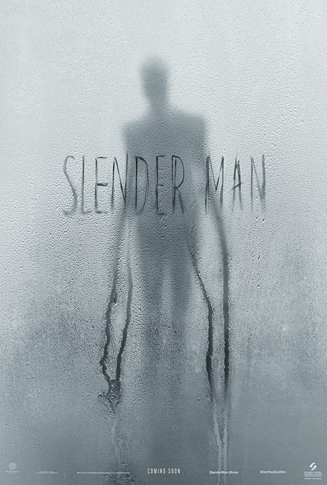 Slender Man cover