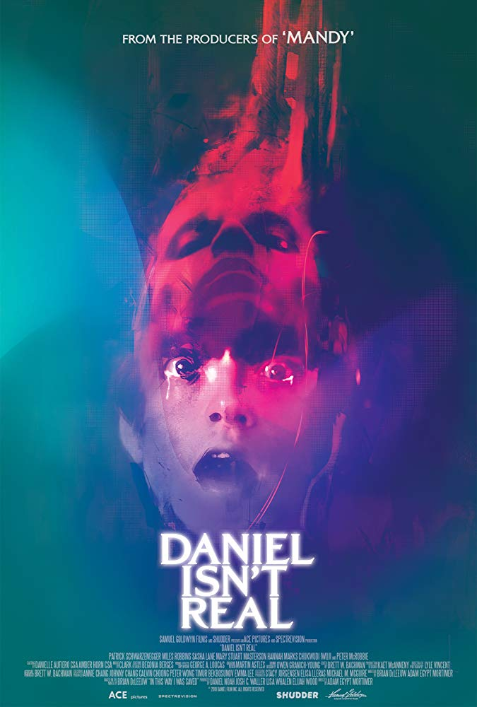 Daniel Isn't Real cover