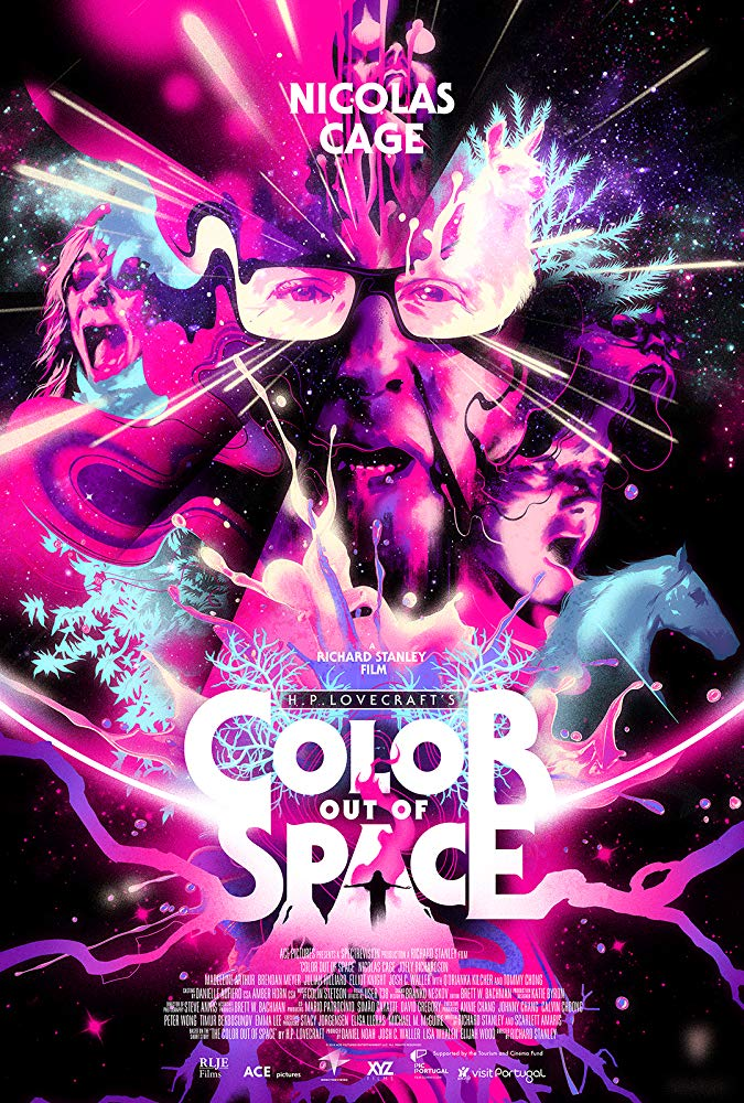 Color Out of Space cover