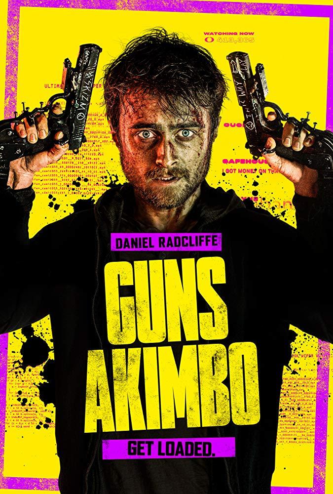 Guns Akimbo cover
