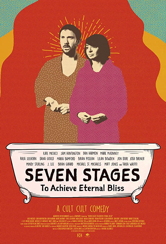 Seven Stages to Achieve Eternal Bliss cover