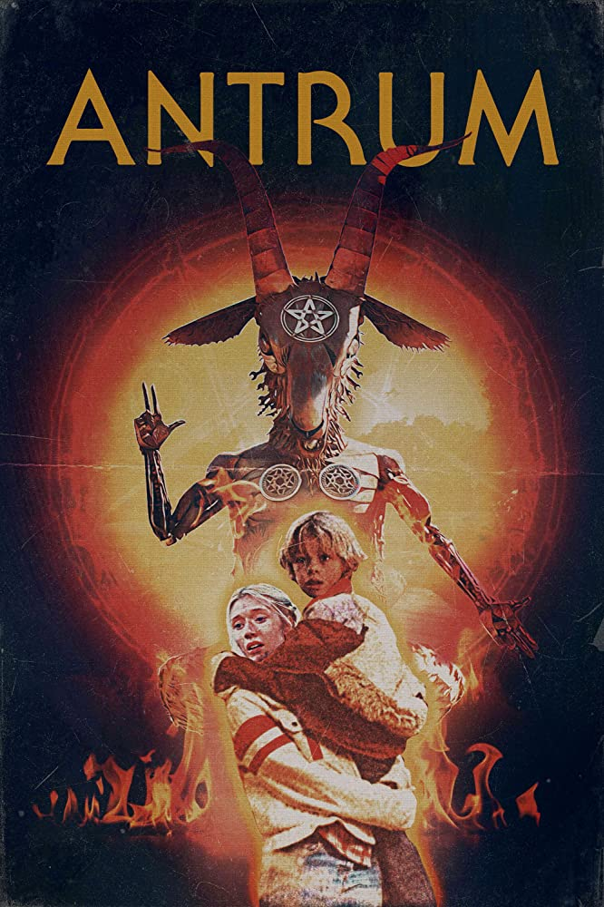 Antrum: The Deadliest Film Ever Made cover