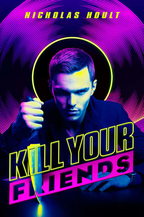 Kill Your Friends cover