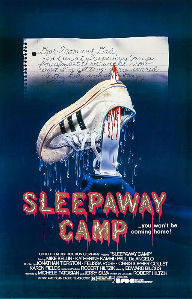 Sleepaway Camp cover