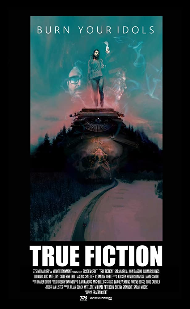 True Fiction cover