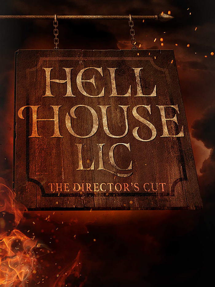 Hell House LLC: The Director's Cut cover