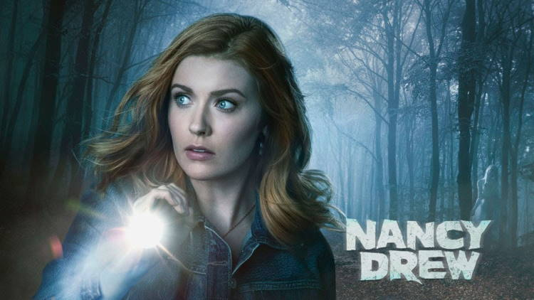 Nancy Drew, official poster