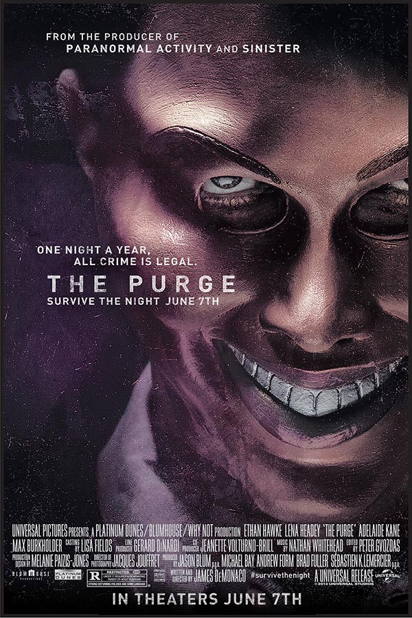 Thumbnail for The Purge trilogy