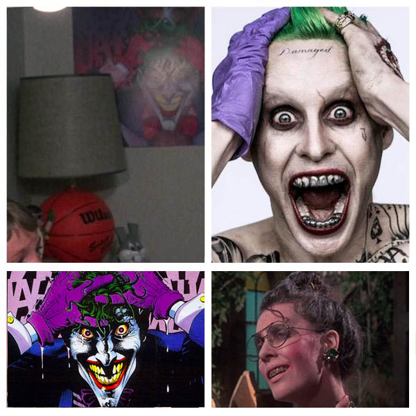 Comparison image of Troll 2 and Suicide Squad